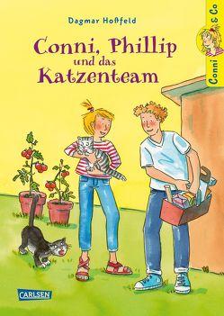 Conni & Co 16: Conni, Phillip und das Katzenteam von Hoßfeld,  Dagmar, Tust,  Dorothea
