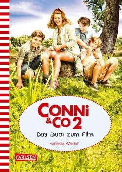 Conni & Co 2 – Das Buch zum Film (ohne Filmfotos) von Walder,  Vanessa