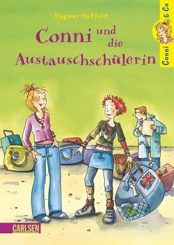 Conni & Co 3: Conni und die Austauschschülerin von Hoßfeld,  Dagmar, Tust,  Dorothea