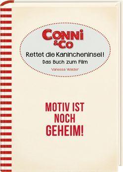 Conni & Co 2 – Das Buch zum Film (mit Filmfotos) von Walder,  Vanessa