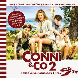 Conni & Co 2 – Das Geheimnis des T-Rex – Das Originalhörspiel zum Film (Conni & Co) von Berben,  Iris, Ferch,  Heino, Finzi,  Samuel, Habich,  Matthias, Schweiger,  Emma, Schweiger,  Til