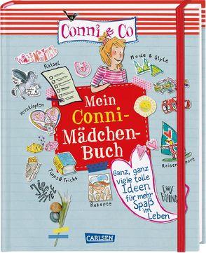Conni & Co: Mein Conni-Mädchenbuch von Hahn,  Christiane, Sörensen,  Hanna, Tust,  Dorothea