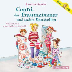 Conni, das Traumzimmer und andere Baustellen von Sander,  Karoline, Sudhoff,  Ann-Cathrin