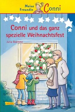 Conni-Erzählbände 10: Conni und das ganz spezielle Weihnachtsfest von Albrecht,  Herdis, Boehme,  Julia