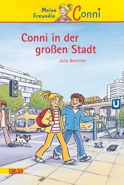 Conni-Erzählbände 12: Conni in der großen Stadt von Albrecht,  Herdis, Boehme,  Julia