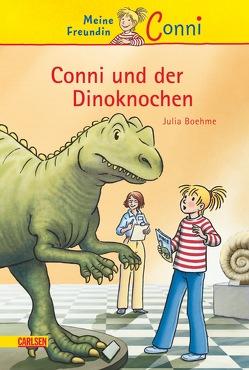Conni-Erzählbände 14: Conni und der Dinoknochen von Albrecht,  Herdis, Boehme,  Julia