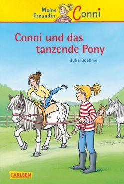 Conni-Erzählbände 15: Conni und das tanzende Pony von Albrecht,  Herdis, Boehme,  Julia