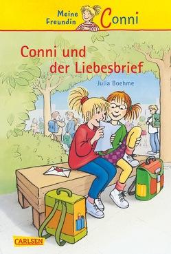Conni-Erzählbände 2: Conni und der Liebesbrief von Albrecht,  Herdis, Boehme,  Julia