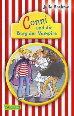 Conni-Erzählbände 20: Conni und die Burg der Vampire von Albrecht,  Herdis, Boehme,  Julia