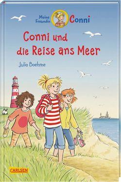 Conni-Erzählbände 33: Conni und die Reise ans Meer von Albrecht,  Herdis, Boehme,  Julia