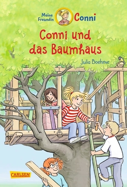 Conni-Erzählbände 35: Conni und das Baumhaus von Albrecht,  Herdis, Boehme,  Julia