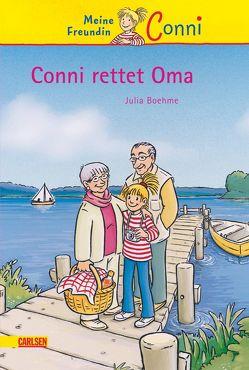 Conni-Erzählbände 7: Conni rettet Oma von Albrecht,  Herdis, Boehme,  Julia
