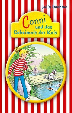 Conni-Erzählbände 8: Conni und das Geheimnis der Kois von Albrecht,  Herdis, Boehme,  Julia