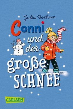 Conni-Erzählbände: Conni und der große Schnee von Albrecht,  Herdis, Boehme,  Julia