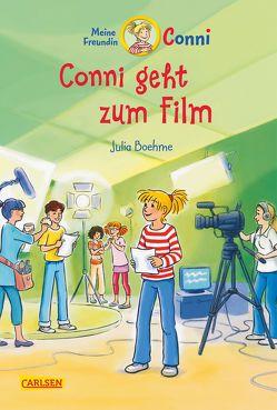 Conni-Erzählbände 26: Conni geht zum Film von Albrecht,  Herdis, Boehme,  Julia
