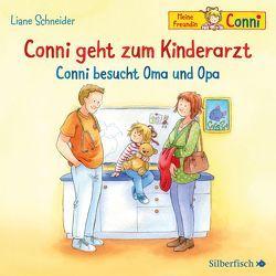 Conni geht zum Kinderarzt / Conni besucht Oma und Opa (Meine Freundin Conni – ab 3 ) von Diverse, Schneider,  Liane