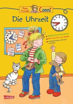 Conni Gelbe Reihe: Die Uhrzeit von Sörensen,  Hanna, Velte,  Ulrich