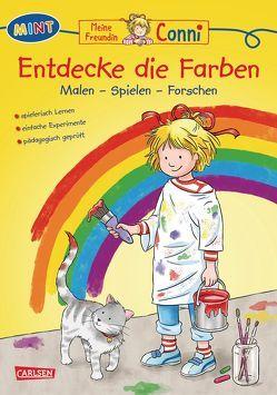 Conni Gelbe Reihe: MINT – Entdecke die Farben von Sörensen,  Hanna, Velte,  Ulrich