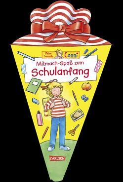 Conni Gelbe Reihe: Mitmach-Spaß zum Schulanfang von Sörensen,  Hanna, Velte,  Ulrich
