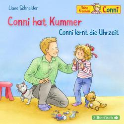 Conni hat Kummer / Conni lernt die Uhrzeit (Meine Freundin Conni – ab 3) von Diverse, Schneider,  Liane