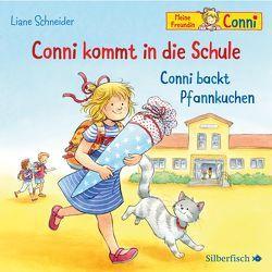 Conni kommt in die Schule / Conni backt Pfannkuchen von Diverse, Schneider,  Liane