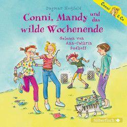 Conni, Mandy und das wilde Wochenende (Conni & Co 13) von Hoßfeld,  Dagmar, Sudhoff,  Ann-Cathrin