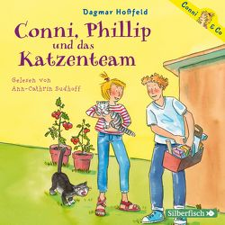 Conni, Phillip und das Katzenteam (Conni & Co 16) von Hoßfeld,  Dagmar, Sudhoff,  Ann-Cathrin