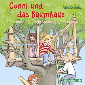 Conni und das Baumhaus (Meine Freundin Conni – ab 6 ) von Boehme,  Julia, Diverse