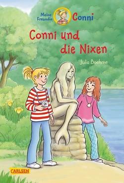 Conni-Erzählbände 31: Conni und die Nixen von Albrecht,  Herdis, Boehme,  Julia