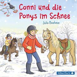 Conni und die Ponys im Schnee (Meine Freundin Conni – ab 6 ) von Boehme,  Julia