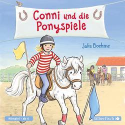 Conni und die Ponyspiele (Meine Freundin Conni – ab 6) von Boehme,  Julia, Diverse