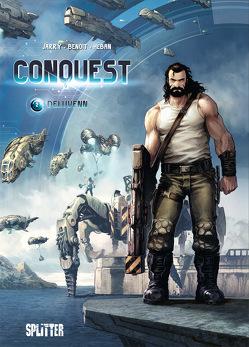 Conquest. Band 2 von Benoit,  Bertrand, Jarry,  Nicolas