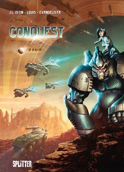Conquest. Band 4 von Istin,  Jean-Luc, Louis,  Stéphane