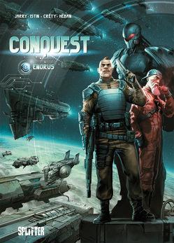 Conquest. Band 5 von Créty,  Stéphane, Istin,  Jean-Luc, Jarry,  Nicolas