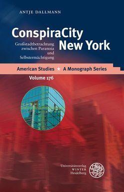 ConspiraCity New York von Dallmann,  Antje