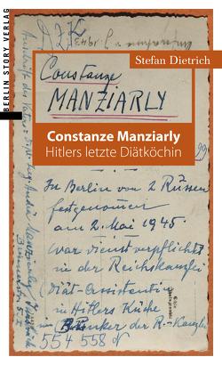 Constanze Manziarly von Dietrich,  Stefan