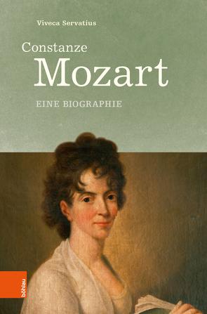 Constanze Mozart von Krister,  Hanne, Servatius,  Viveca