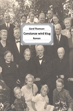 Constanze wird klug von Thomsen,  Gerd