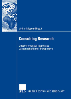 Consulting Research von Nissen,  Volker