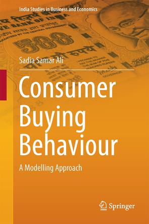Consumer Buying Behaviour von Samar Ali,  Sadia