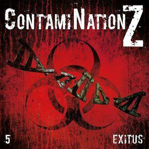 ContamiNation Z 5: Exitus von Dane Rahlmeyer