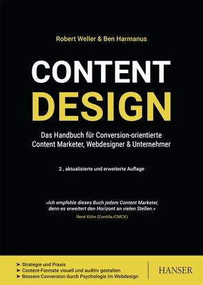 Content Design von Harmanus,  Ben, Weller,  Robert