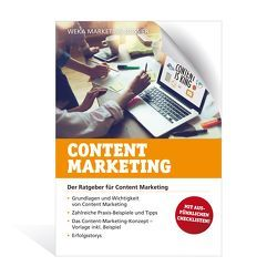 Content Marketing von Schmidlin,  Stefan