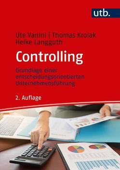 Controlling von Langguth,  Heike, Vanini,  Ute
