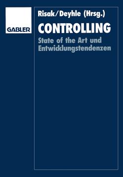 Controlling von Deyhle,  Albrecht, Risak,  Johann