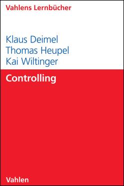Controlling von Deimel,  Klaus, Heupel,  Thomas, Wiltinger,  Kai
