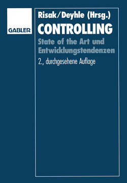 Controlling von Deyhle,  Albrecht, Eschenbach,  Rolf, Risak,  Johann
