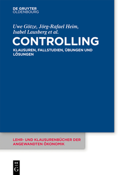 Controlling von Götze,  Uwe, Heim,  Jörg-Rafael, Lausberg,  Isabel, Razik,  Stefan, Rother,  Steve, Vorfeld,  Michael