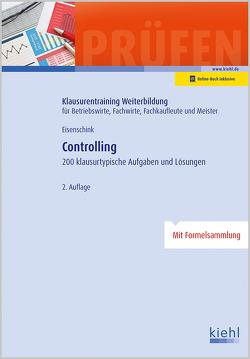 Controlling von Eisenschink,  Christian