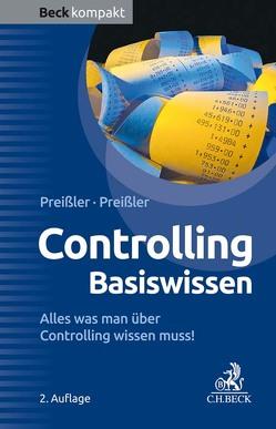 Controlling Basiswissen von Preißler,  Gerald J., Preißler,  Peter R.